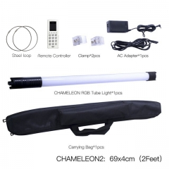 Chameloen4 feet (116*4cm) with remote controller
